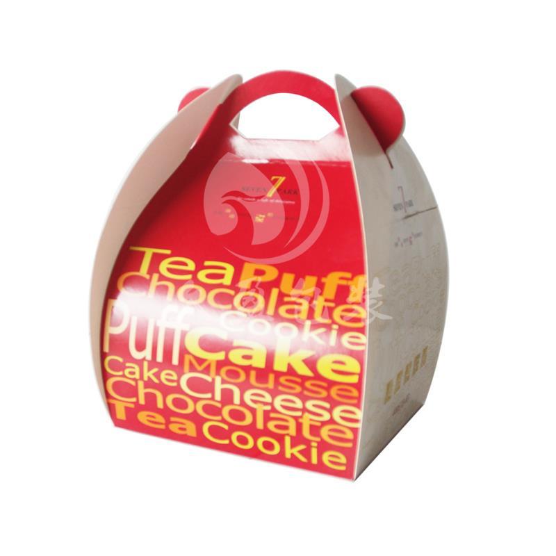 创意蛋糕包装盒
