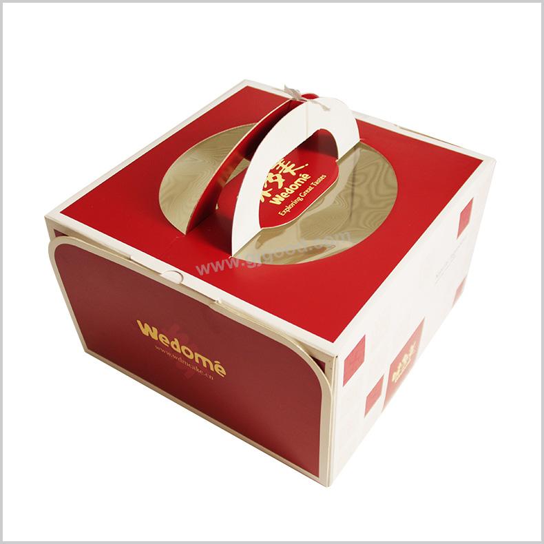 精美烘焙礼品包装盒