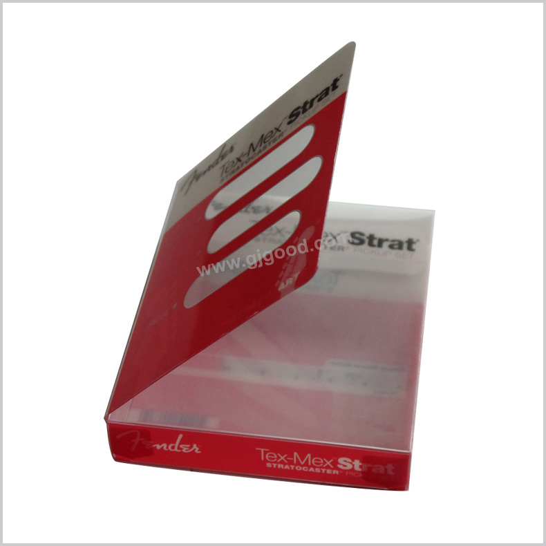 PVC印刷折盒